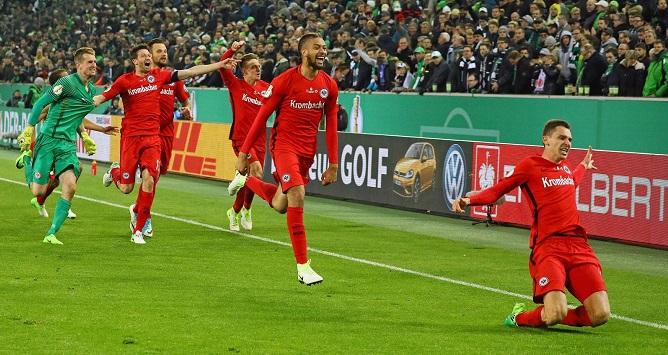 «Айнтрахт» - «Лейпциг»: кто будет выше по итогам матча?