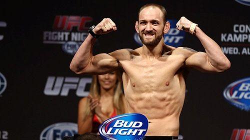 Прогноз на UFC. Зак Камминс – Александр Яковлев