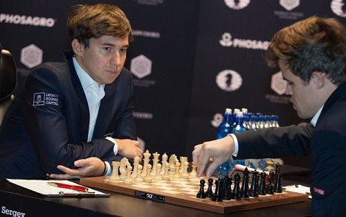 Карлсен — Карякин: кто станет Чемпионом Мира по Шахматам 2016?