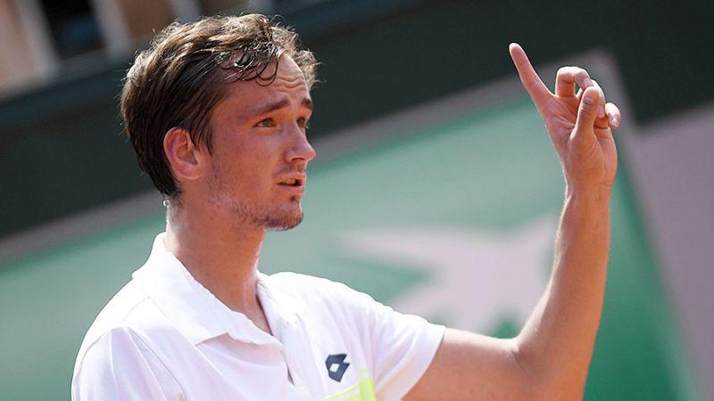 Бемельманс - Медведев: Оба теннисиста будут на высоте.