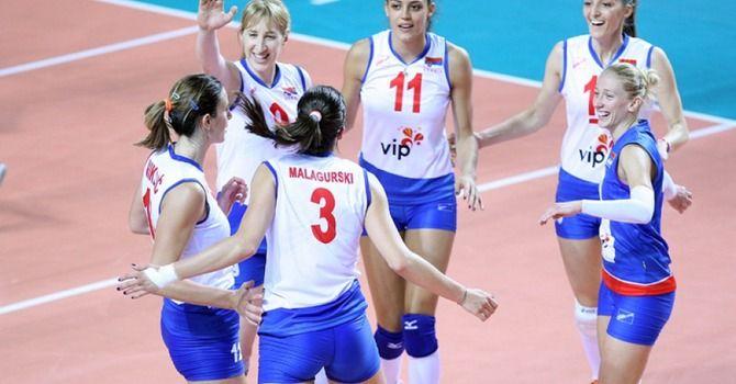 Сербия - Италия: кто займет первое место?