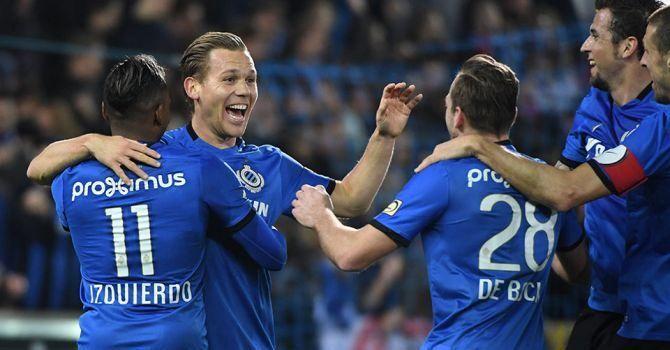 «Зюльте-Варегем» – «Брюгге»: на что поставить в матче?