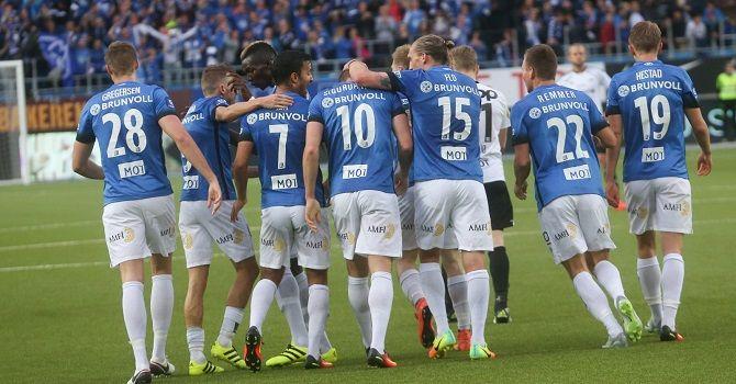 «Мольде» - «Русенборг»: центральный матч тура.