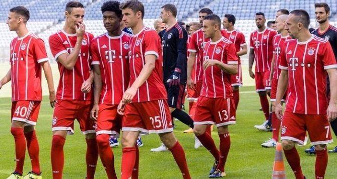«Бавария» - «Байер»: старт Бундеслиги.