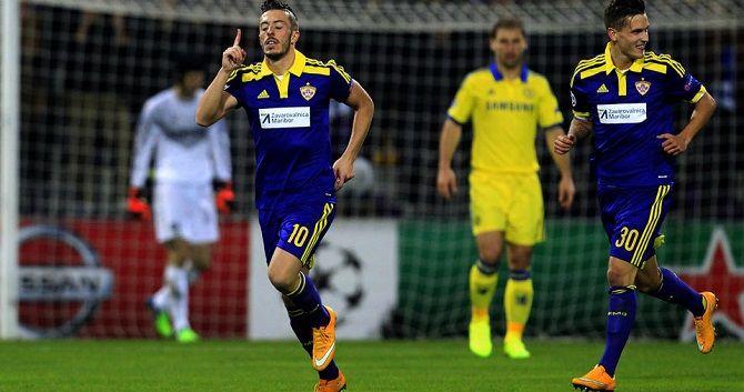 «Марибор» - «Хапоэль»: отыграются ли словенцы?