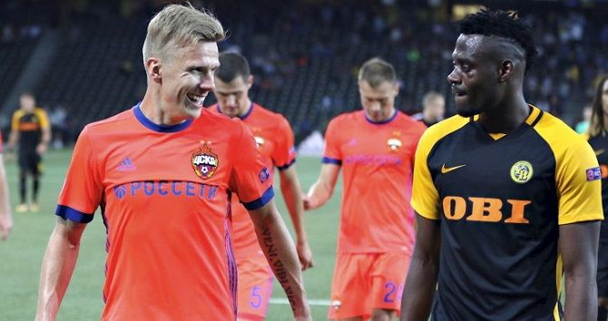 ЦСКА – «Янг Бойз»: кто идет в групповой этап?