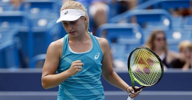 Гаврилова - Цибулкова: кто более достоин титула на турнире в Нью-Хейвене?