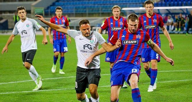 «СКА-Хабаровск» - «Спартак»: остановится ли падение чемпиона?