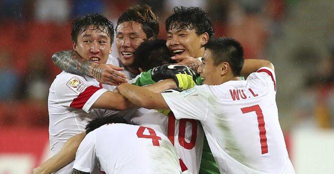 Китай Узбекистан Футбол Прогноз