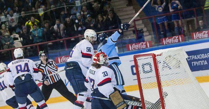«Слован» – «Сибирь»: сможет ли «Слован» порадовать своих болельщиков?