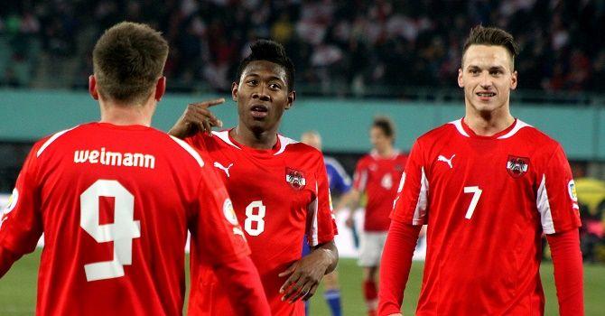 Австрия – Грузия: на что поставить в матче?