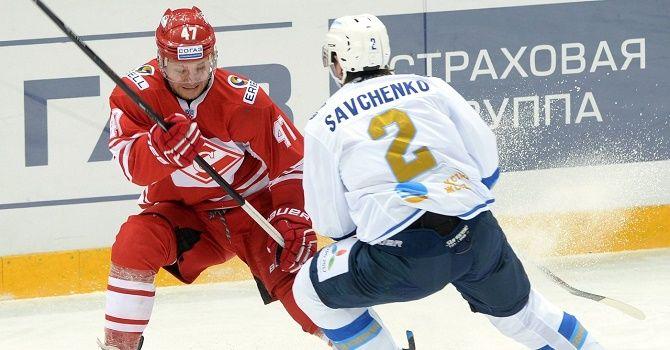 «Спартак» – «Йокерит»: проиграют ли москвичи второй раз подряд?