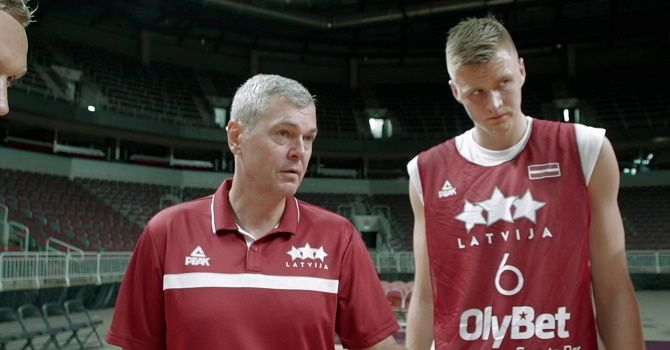 Латвия - Турция: удержать вторую позицию.