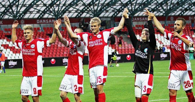 «Ольборг» - «Силькеборг»: как завершится очередной тур датской Суперлиги?