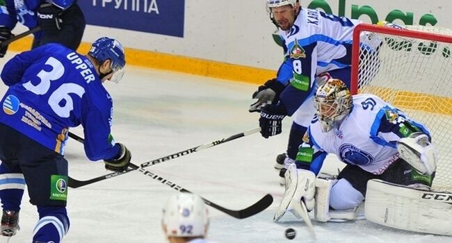«Динамо» Минск – «Барыс»: смогут ли «зубры» продлить свою победную серию?