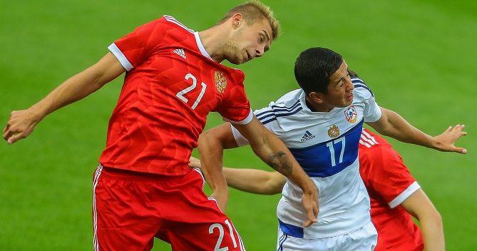 Россия U21 - Австрия U21: одержит ли наша молодежка вторую победу?