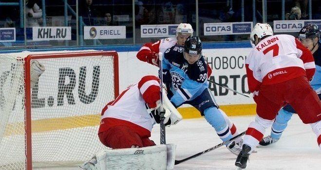 «Сибирь» - «Барыс»: дубль четыре?
