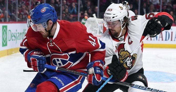 «Монреаль» - «Оттава»: как пройдет очередная канадская битва?