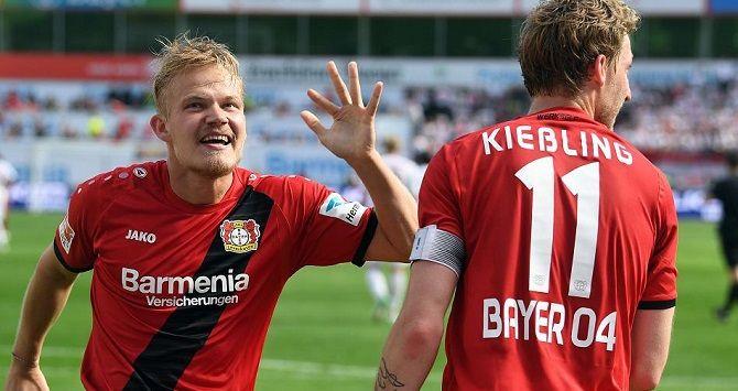 «Байер» - «Боруссия» Д: кто возьмет три очка?