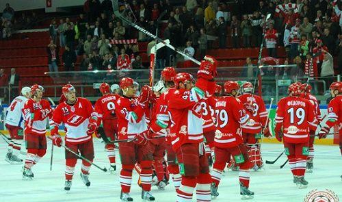 «Спартак» – «Витязь»: продолжить борьбу за плей-офф