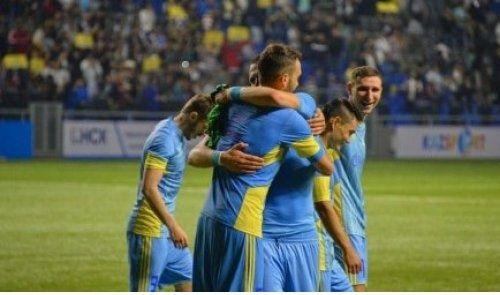 «Славия» - «Астана»: игра с интригой