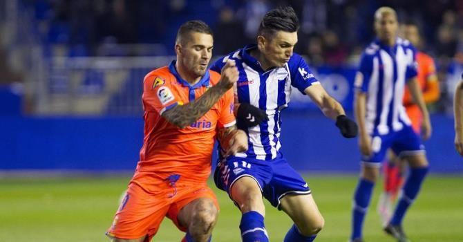 «Алавес» – «Лас-Пальмас»: смогут ли выиграть баски?