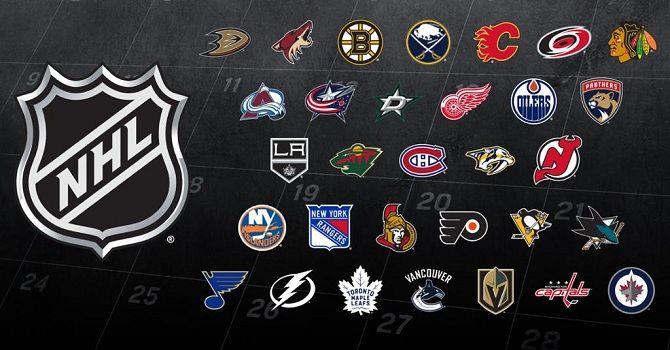 Экспресс на НХЛ 05.01.2018
