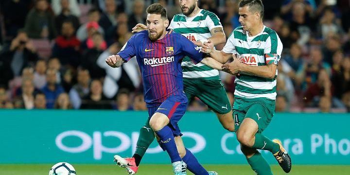 Прогноз на футбол сегодня барселона-реал мадрид 16.04.2018