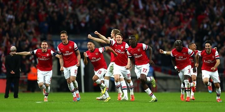 «Манчестер Сити» одержал победу Кубок британской лиги, разгромив «Арсенал»