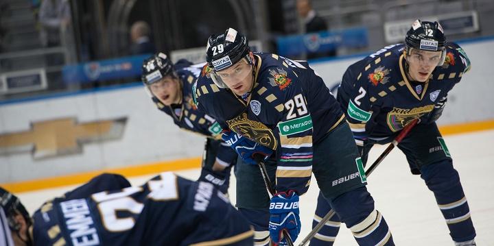 ХК «Сочи» – «Йокерит»: хоккейный нон-стоп