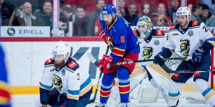 ХК «Сочи» – «Йокерит»: хоккей без отдыха