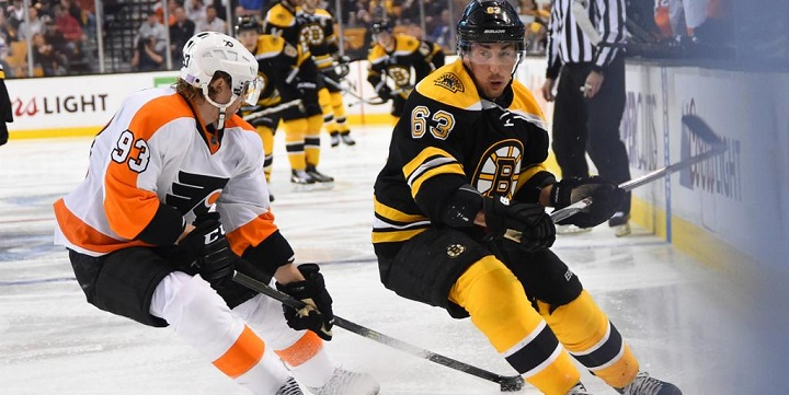 «Бостон» - «Филадельфия»: закончится ли серия неудач «Флайерз»?