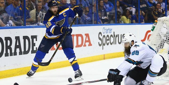 «Сан-Хосе» - «Сент-Луис»: чем закончится игровой день НХЛ?