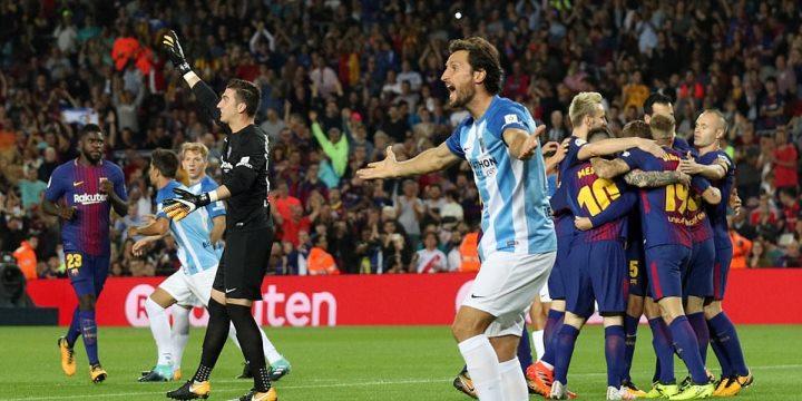 «Малага» – «Барселона»: смогут ли удивить «анчоусы»?
