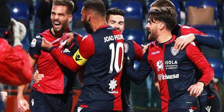 «Кальяри» - «Лацио»: смогут ли «Орлы» победить на Сардинии?
