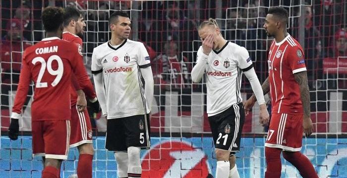 «Бешикташ» - «Бавария»: смогут ли турки хлопнуть дверью?