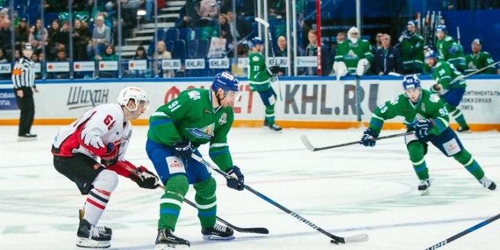 «Салават Юлаев» - «Авангард»: кто больше заслуживает выхода в четвертьфинал плей-офф КХЛ?