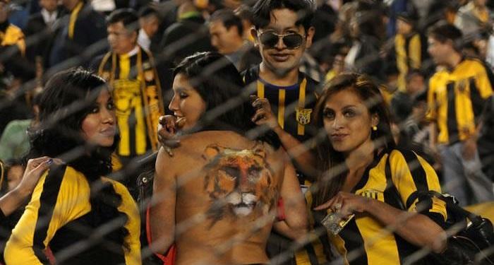 «Стронгест» - «Пеньяроль» как выступит «Чемпион Столетия» в Ла-Пас?