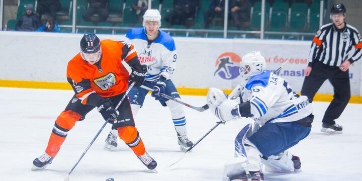 «Зауралье» вышло вполуфинал плей-офф ВХЛ
