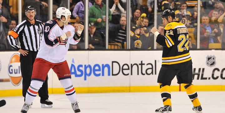 «Коламбус» вовертайме обыграл «Бостон» вматче НХЛ, Панарин забросил одну шайбу