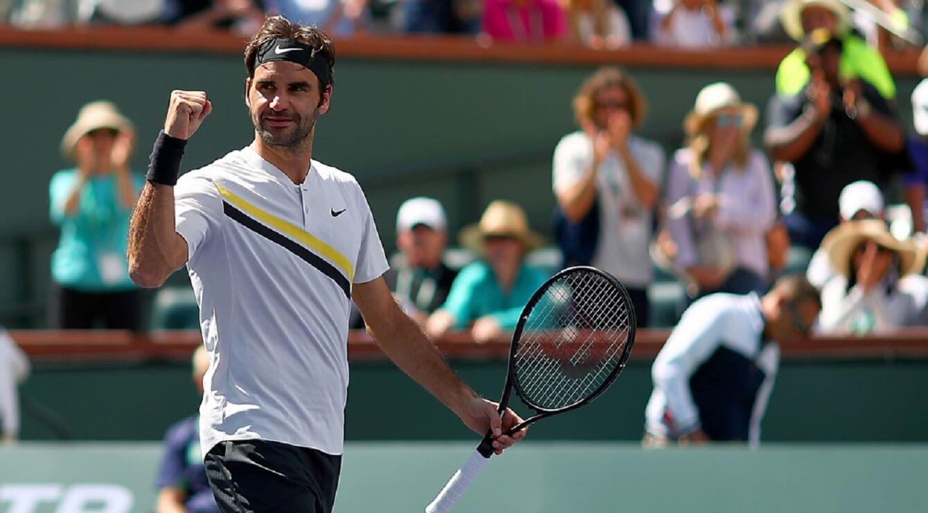 Федерер проиграл Коккинакису вовтором круге турнира вМайами