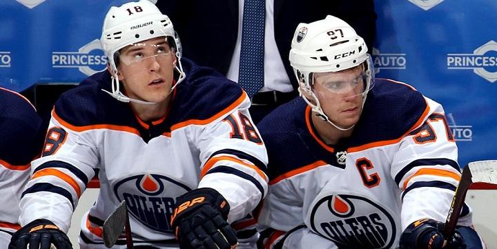 «Анахайм» вовертайме обыграл «Эдмонтон» вматче НХЛ