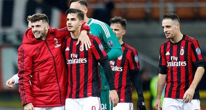 «Ювентус» надомашнем поле победил «Милан»