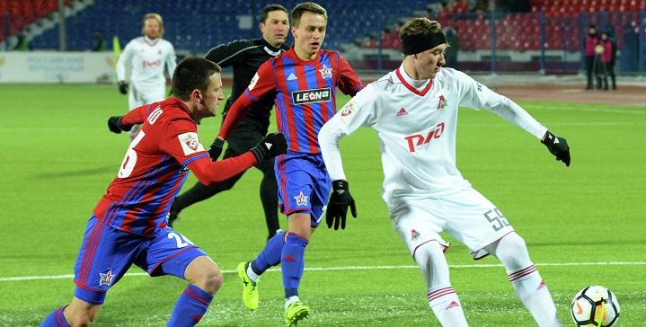 Гол Рязанцева принес «Амкару» победу вХабаровске