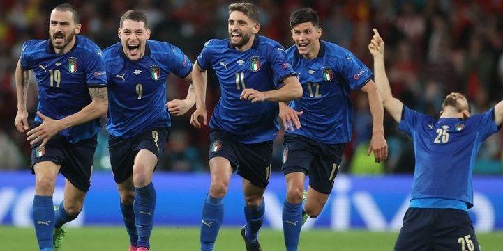 Италия — Англия. Прогноз и ставка с кф 4.60 на матч Евро-2020 (11 июля 2021  года)   ВсеПроСпорт.ру