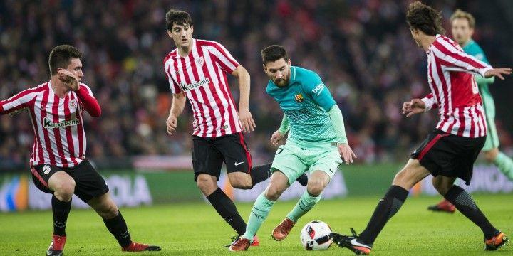 «Барселона» – «Атлетик»: смогут ли удивить баски?