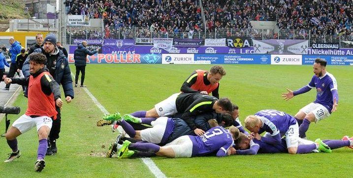 «Эрцгебирге» - «Гройтер Фюрт»: как завершится тур второй Бундеслиги?