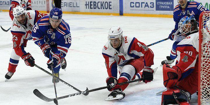 «Локомотив» - СКА: стоит ли ждать открытый хоккей?