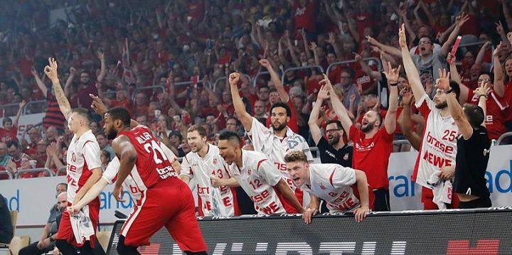 «Баскония» - «Брозе»: закрепиться в зоне плей-офф