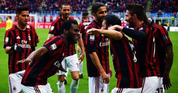 «Милан» - «Сассуоло»: смогут ли хозяева победить?